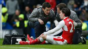 Hector Bellerin Premier League Chelsea v Arsenal