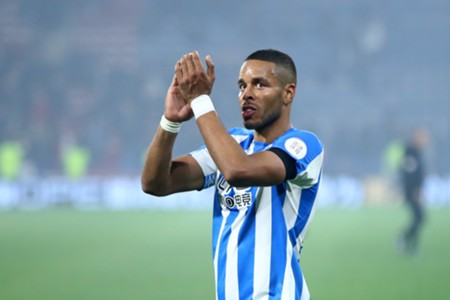 "Mathias Jørgensen ""Zanka"" - Huddersfield Town"