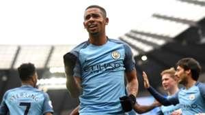 Manchester City Swansea Gabriel Jesus
