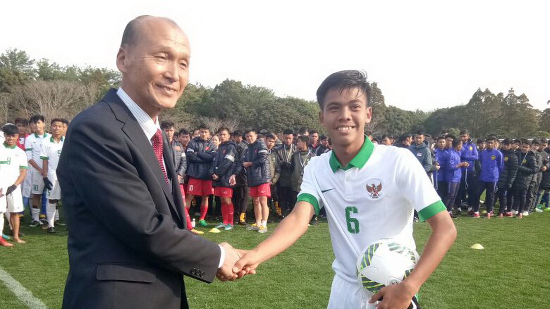David Maulana - Timnas Indonesia U-16