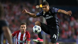 Casemiro Atletico Real Madrid UCL 10052017