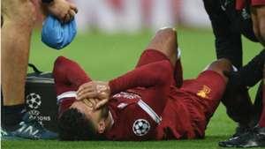 Chamberlain Liverpool Roma injury