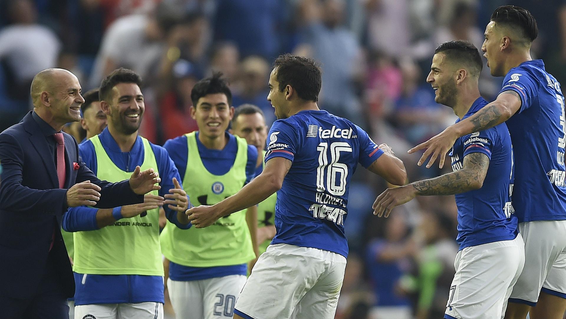 Adrian Aldrete Cruz Azul