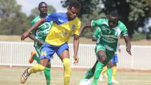 Coast Stima v Green Commandoes in NSL.