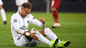 Neymar PSG Liverpool UEFA Champions League 28112018
