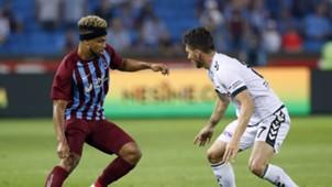 Theo Bongonda Ferhat Oztorun Trabzonspor Konyaspor