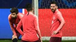 Lionel Messi Barcelona 05112018