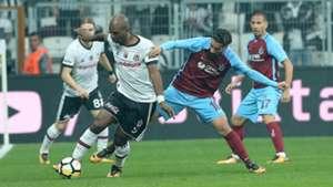 Ryan Babel Olcay Sahan Besiktas Trabzonspor 10012017