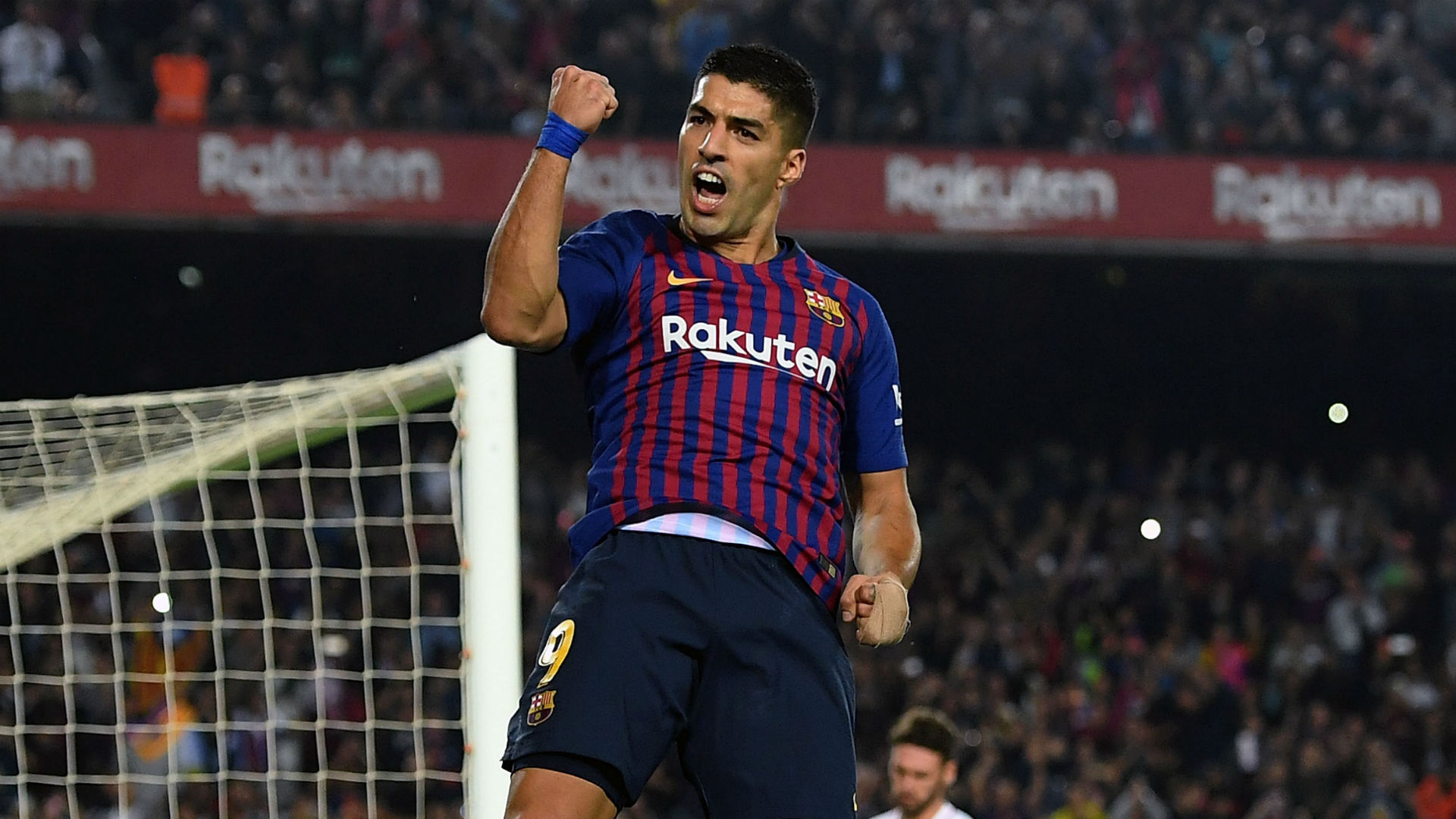 Luis Suarez Barcelona Sevilla La Liga 20102018
