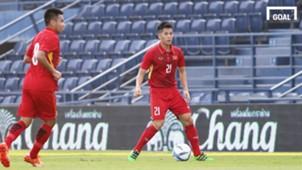 U23 Việt Nam U23 Myanmar Giải giao hữu M-150 Cup 2017