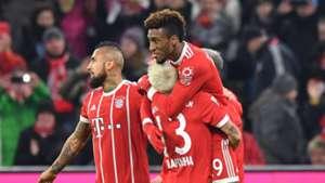 Bayern Munich Hannover Bundesliga 12022017