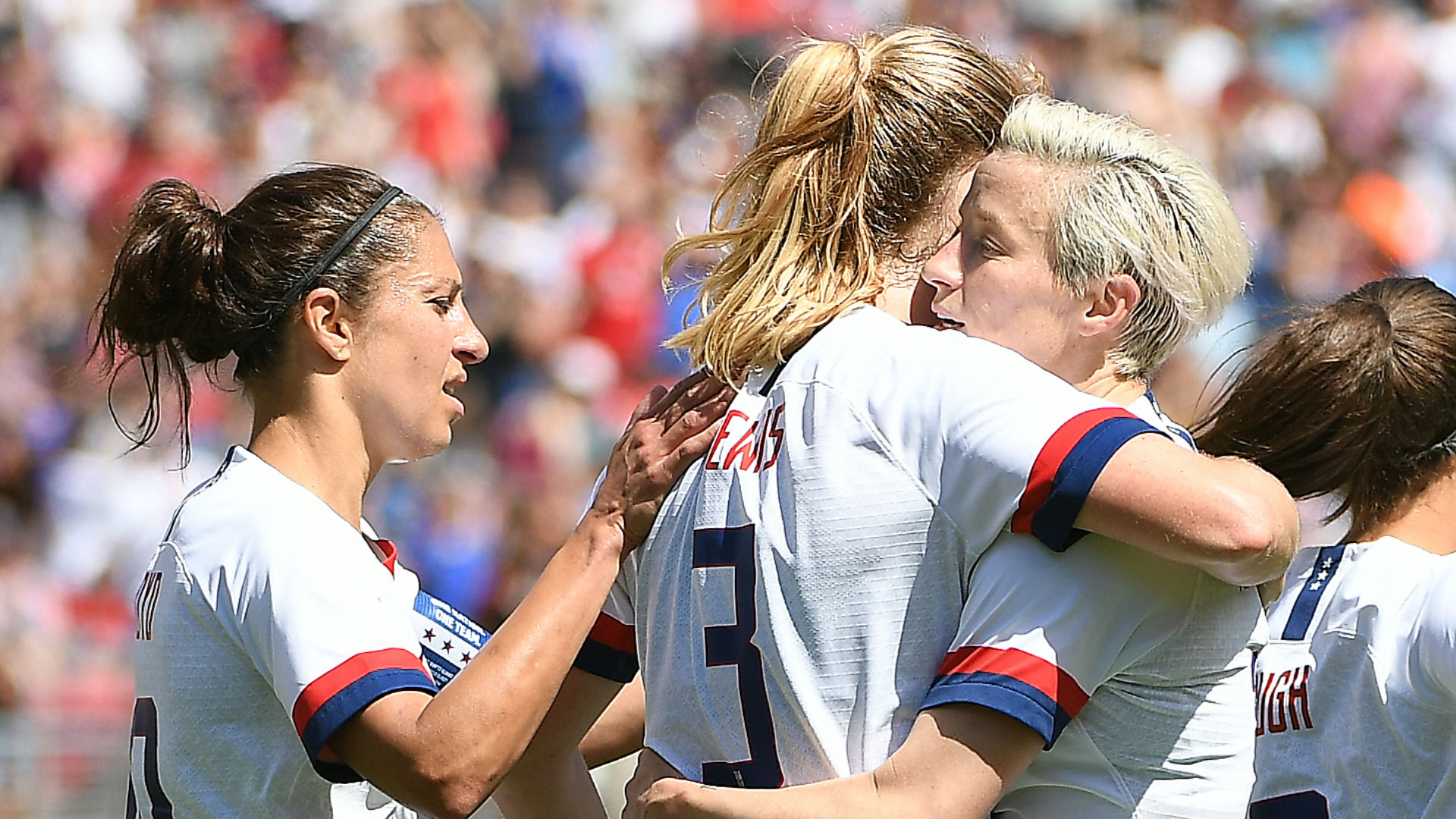 USWNT vs Thailand women: TV channel, live stream, squad news
