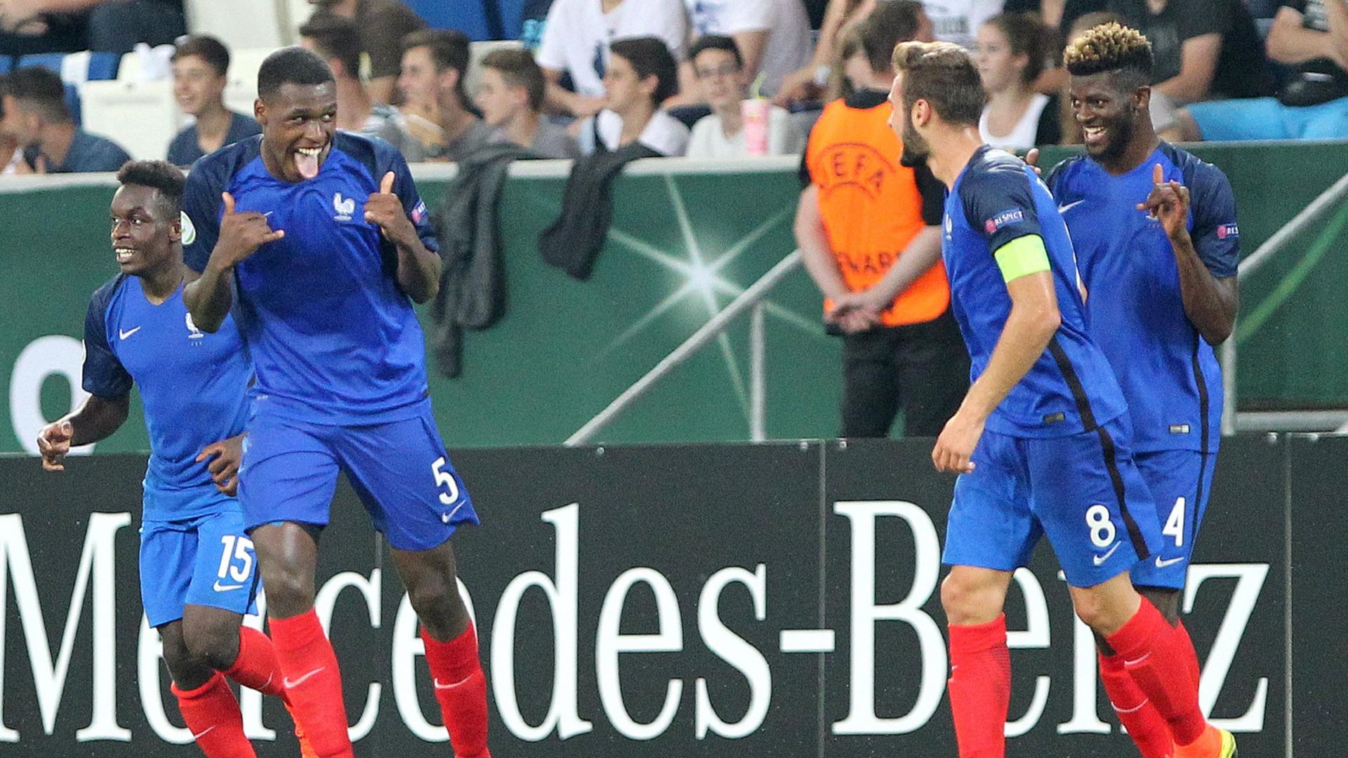 Issa Diop France U19