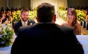 HD Messi wedding