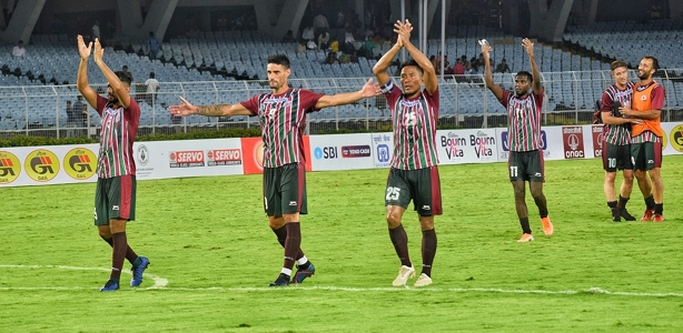 Durand Cup 2019: Mohun Bagan down Real Kashmir in extra time to make final