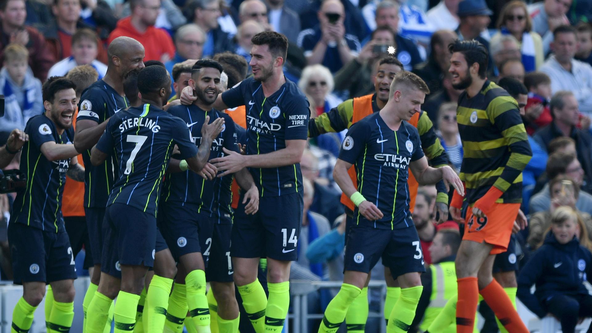 Du suspense jusqu'au bout, mais Manchester City reste champion — PL