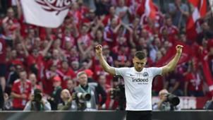 Ante Rebic Eintracht Frankfurt FC Bayern