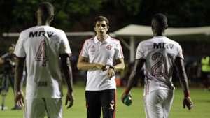 Mauricio Barbieri Flamengo 14042018