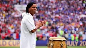 Ronaldinho  WC Final 2018