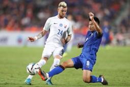 Thái Lan Slovakia Chung kết King's Cup 2018
