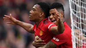 Anthony Martial Marcus Rashford Manchester United 300319