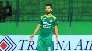 Manuchekhr Dzhalilov - Sriwijaya FC