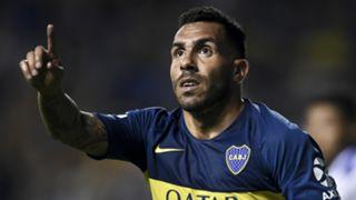 Carlos Tevez Boca Juniors 2018