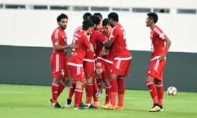 Sharjah vs Jazira AGL 16 2016-17