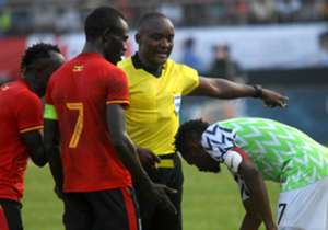 The Super Eagles could not find their way past a strong and organised Uganda defence in a friendly that marked their last game of the year