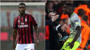 Cristian Zapata & Jhon Córdoba Europa League Collage