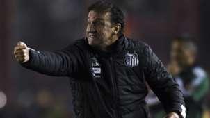 Cuca Santos Independiente Libertadores 28 08 2018