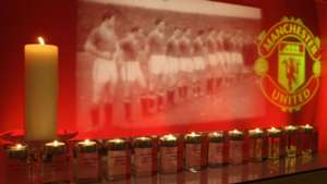 Munich Air Disaster Tribute