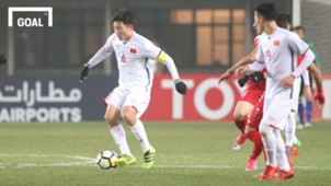 U23 Việt Nam vs U23 Syria, Xuân Trường