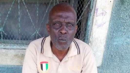 The late Simon Gundi former Harambee Stars defender