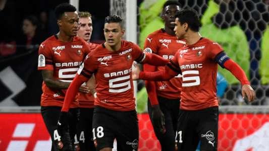 Hatem Ben Arfa Rennes Lyon Ligue 1