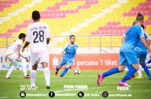 Fitri Shazwan Raduwan, Pulau Pinang FA, Malaysia Premier League, 10042018