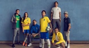 Brazil kit 2018