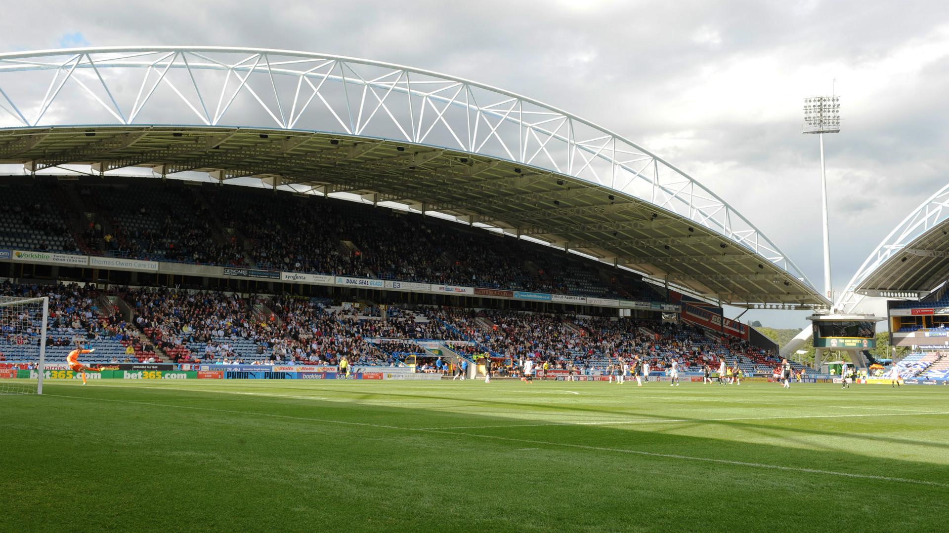Huddersfield stadium