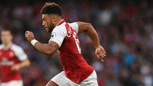 Alex Oxlade-Chamberlain arseal premier league 14082017