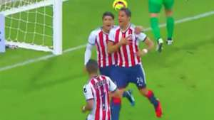 Carlos Cisneros gol