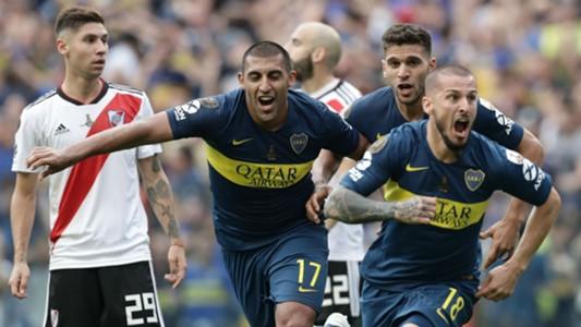 Dario Benedetto Boca River Final Copa Libertadores 11112018