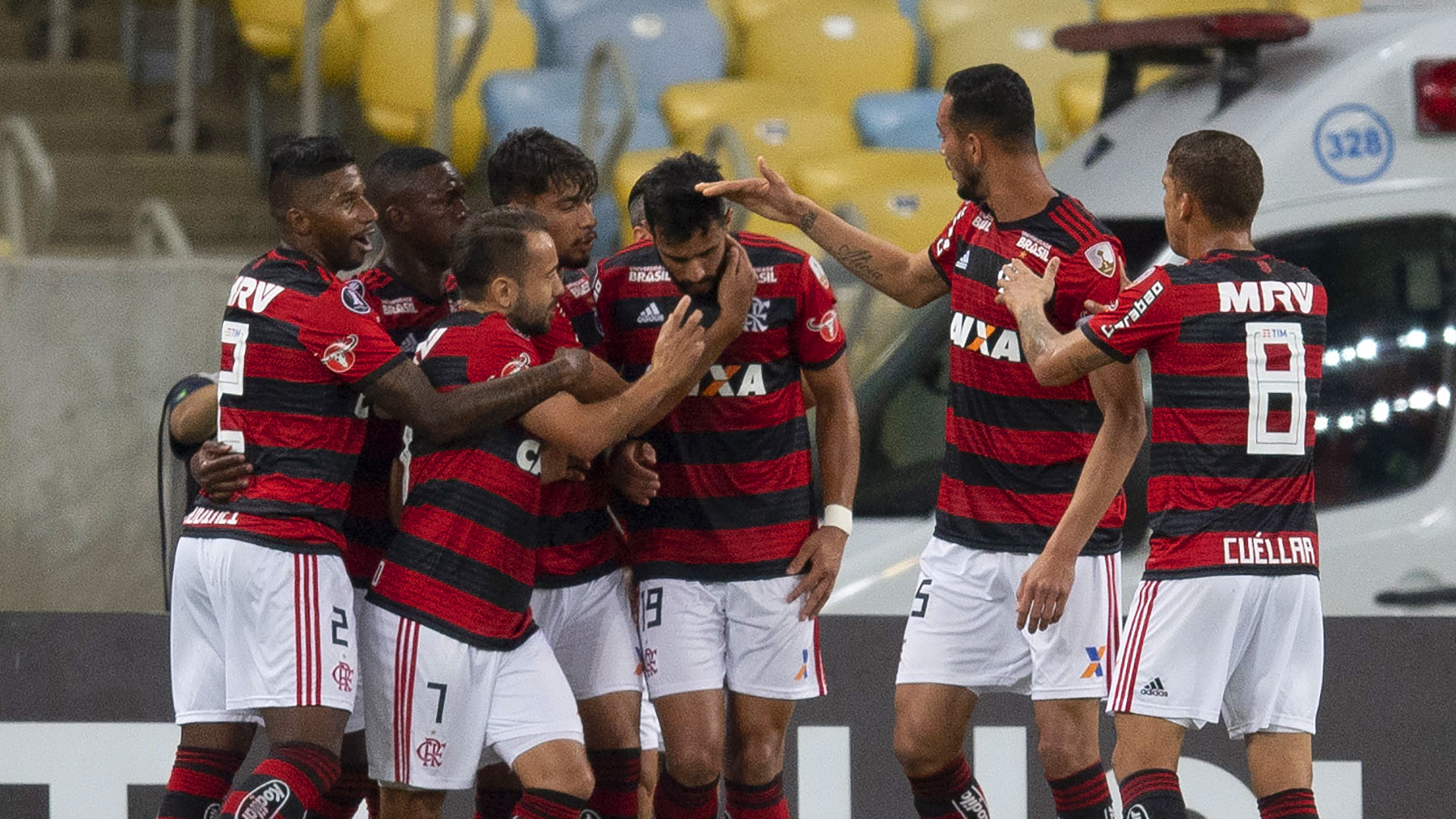 AO VIVO - Santa Fe x Flamengo em tempo real