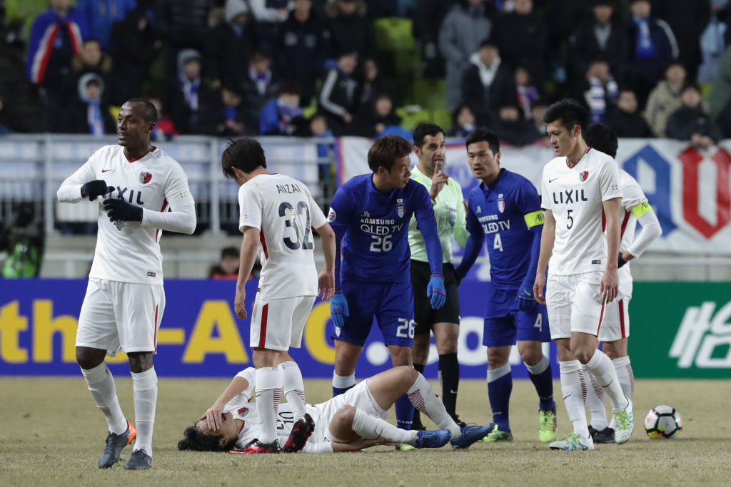Suwon Bluewings v Kashima Antlers; AFC Champions League