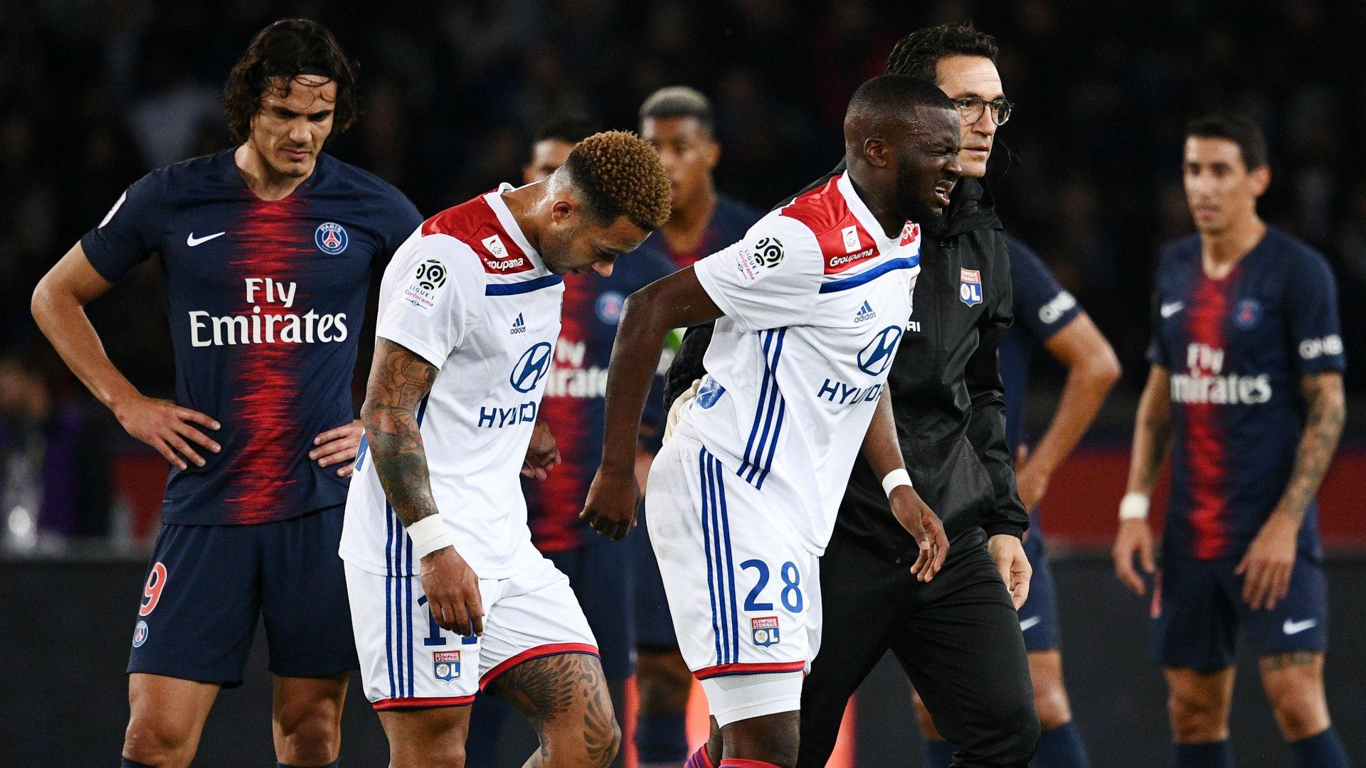 Tongy Ndombele PSG Lyon Ligue 1 07102018