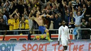 HD Zlatan Ibrahimovic England 2012