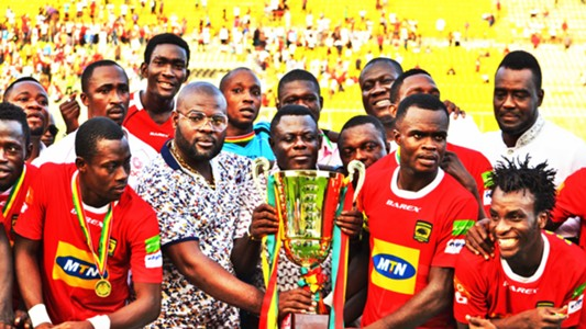 Kotoko, President Cup