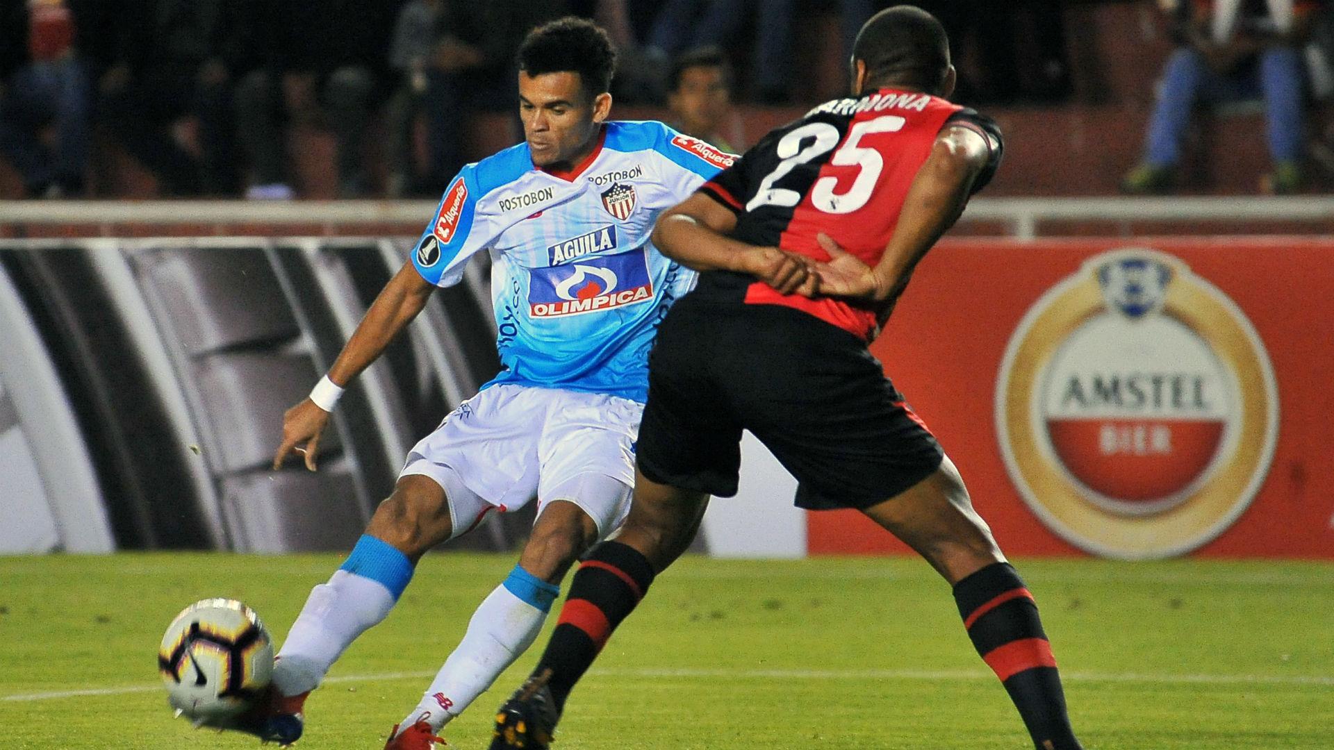 Luis Díaz Junior - Melgar Copa Libertadores 2019