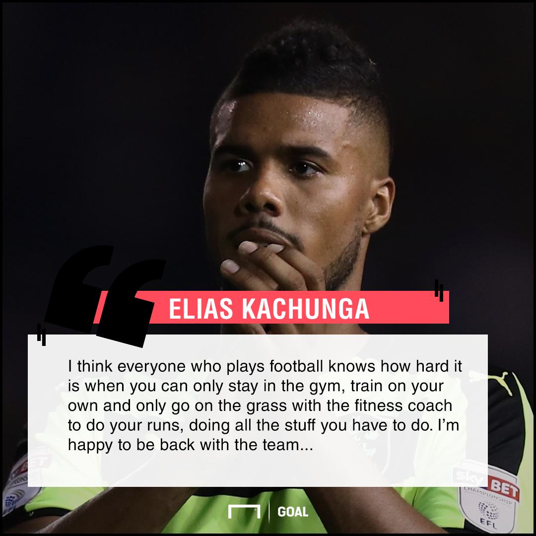 Elias Kachunga