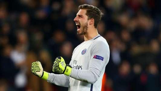 Kevin Trapp Paris Saint Germain