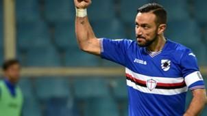 Quagliarella Sampdoria Pescara Serie A